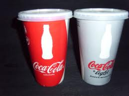"2500 Pappbecher 200ml ""Coca Cola"""