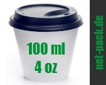 Kaffeebecher 100ml / 4oz