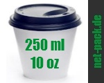 Kaffeebecher 250ml / 10oz